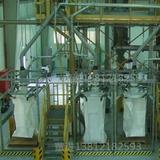 塑料颗粒吨袋包装机
