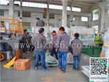 无锡塑料颗粒吨袋包装机生产厂家吨袋包装机生产车间