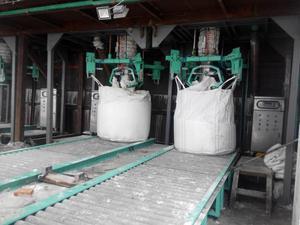 粉料吨袋包装机